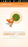 Screenshot of Vibrant Liver Update