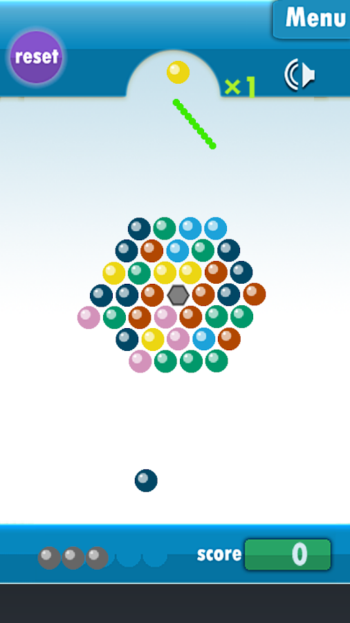bubble shooter spinner 2