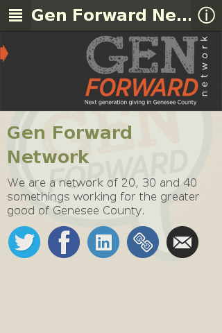 Gen Forward Network