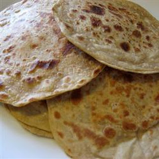 Potato Chapati Bread