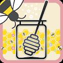 ミツバチ壁紙無料Proをライブ icon