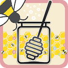 Las abejas Live Wallpaper icon
