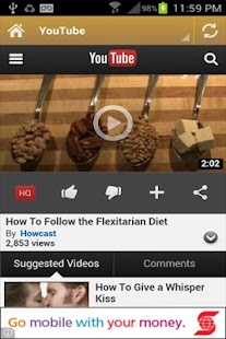 Flexitarian Diet. - screenshot thumbnail