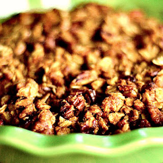 Bosc Pear Crumble Recipe