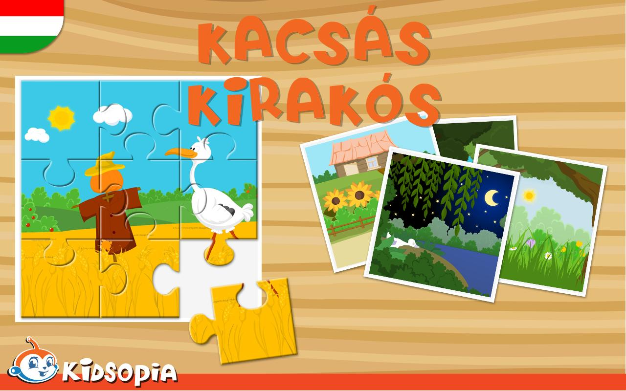 Kacsás Kirakós - screenshot