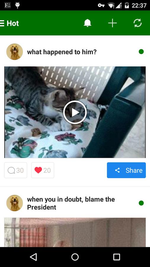 Funpica - Funny picture videos - screenshot