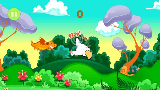Flap! - Flappy Dragon|玩街機App免費|玩APPs