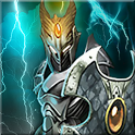 Войны титанов онлайн RPG битва icon