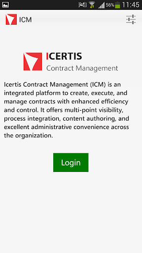 ICERTIS Contract Management