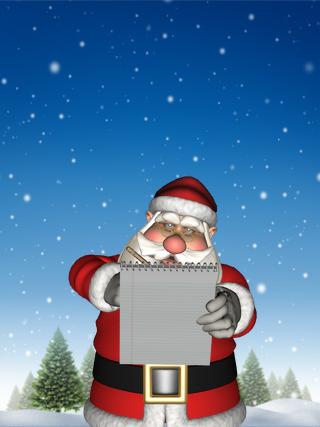 Ask Santa Claus