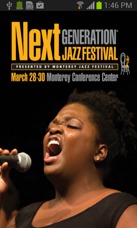 Next Generation Jazz Festival- screenshot