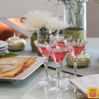 Oscartini - The Perfect Oscars Party Martini #SundaySupper