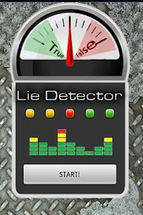 True/False Lie Detector Prank - screenshot thumbnail