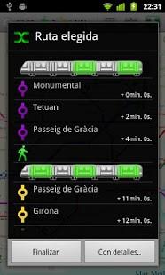 Barcelona (Metro 24) Screenshot 2