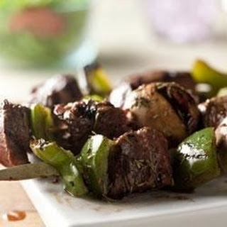Savory Grilled Beef Kabobs