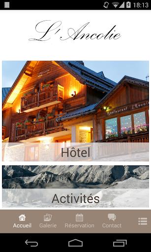 Hôtel Alpes d'Huez