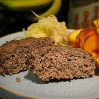 Beef Breakfast Sausage (AIP-friendly).
