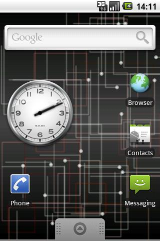 Cubics - Live wallpaper- screenshot