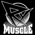 Rx Muscle logo