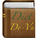 German Vietnamese Dictionary logo