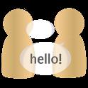 French Phrasebook Translator logo