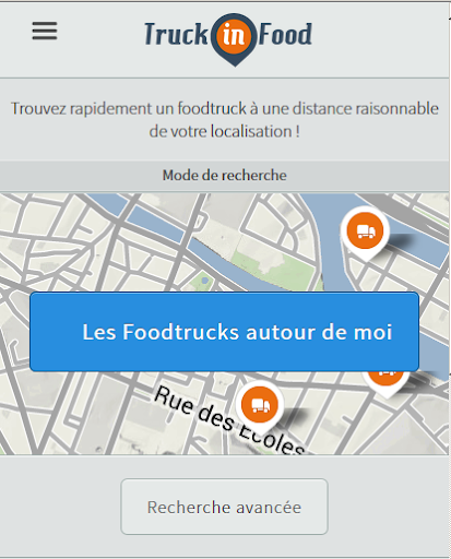 TruckinFood Food Trucks France