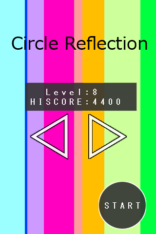 Circle Reflection- screenshot