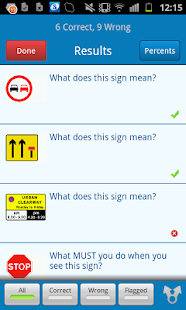LGV Theory Test UK Lite - screenshot thumbnail