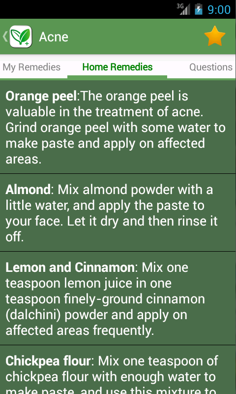 Home Remedies+ : Natural Cures- screenshot