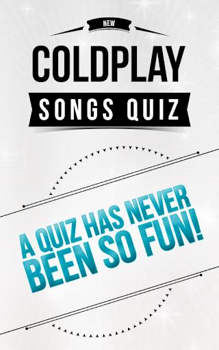 Coldplay - Songs Lyrics Quiz