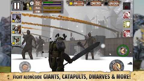 Heroes and Castles Screenshot 5