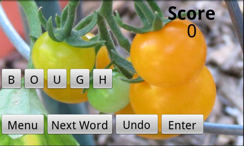 Word Jumble- screenshot