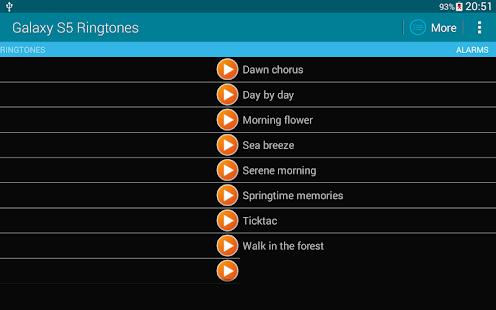 Galaxy S5 Ringtones Samsung|玩音樂App免費|玩APPs