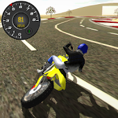 Motocross Driving Simulator