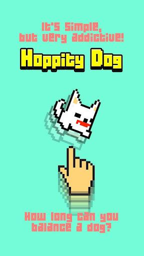 Hoppity Dog