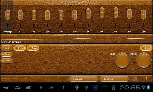 玩生活App|Poweramp skin orange lizard免費|APP試玩