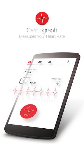 カーディオグラフ - Cardiograph