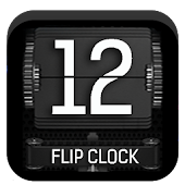 3D Flip V Clock For Gear Fit
