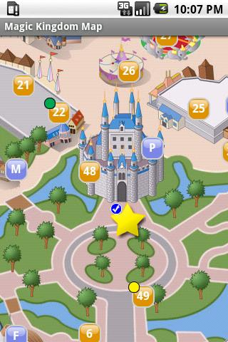 Walt Disney World Maps Box Set - screenshot