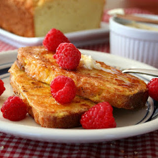Almond Flour Bread and French Toast – Low Carb.