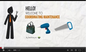 Coordinating maintenance