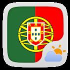 Portugal Language GOWeatherEX icon