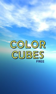 Color Cubes Free - screenshot thumbnail