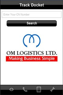 OM Logistics - Customer- screenshot thumbnail