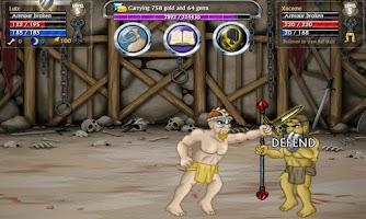 Screenshot of Swords and Sandals 5