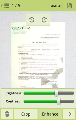 【免費生產應用App】PRO Document scanner PDF-APP點子
