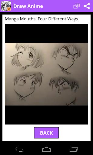 Draw Anime - Manga Tutorials 2.1.1 screenshots 6