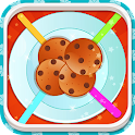 Cookie Dough Pops,Cooking Game icon
