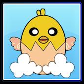 Falling Chick