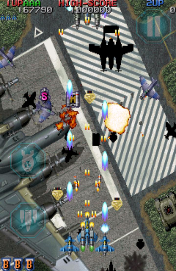 Raiden Legacy screenshot #9